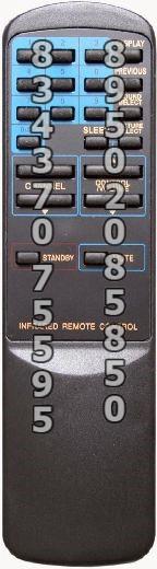 Пульт фунай 2000 мк8 схема